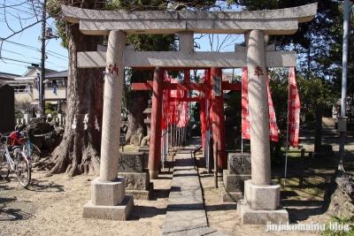 半田稲荷神社(葛飾区東金町15
