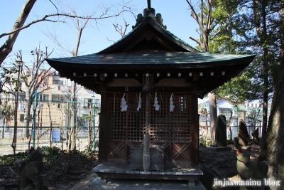 半田稲荷神社(葛飾区東金町22