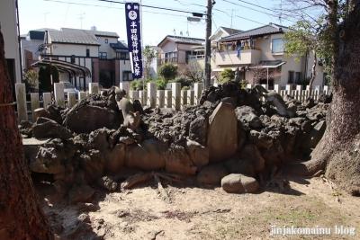 半田稲荷神社(葛飾区東金町27