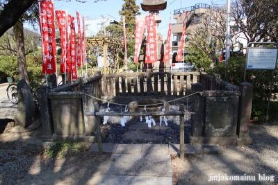半田稲荷神社(葛飾区東金町32