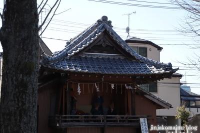 半田稲荷神社(葛飾区東金町34