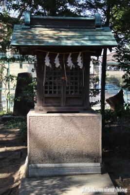半田稲荷神社(葛飾区東金町12