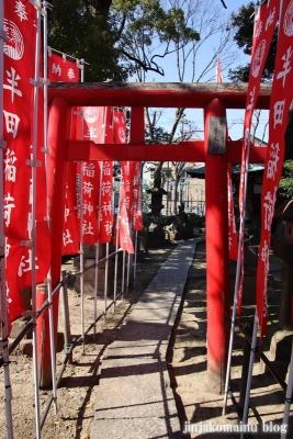 半田稲荷神社(葛飾区東金町18