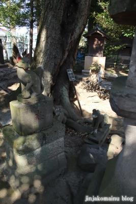 半田稲荷神社(葛飾区東金町23