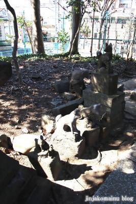 半田稲荷神社(葛飾区東金町24