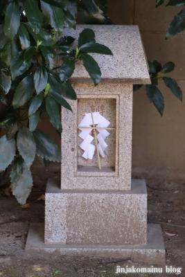 葛西神社  葛飾区東金町8