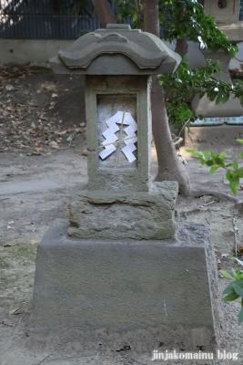 葛西神社  葛飾区東金町28