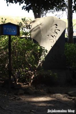 葛西神社  葛飾区東金町29
