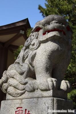 葛西神社  葛飾区東金町40