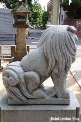 幸神社(文京区関口)11