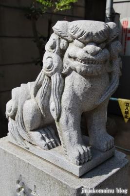 幸神社(文京区関口)14