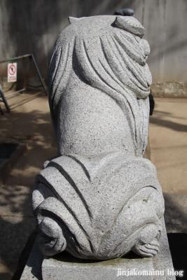 幸神社(文京区関口)16