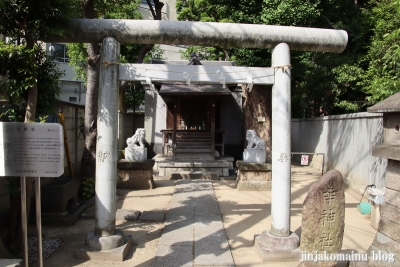 幸神社(文京区関口)3