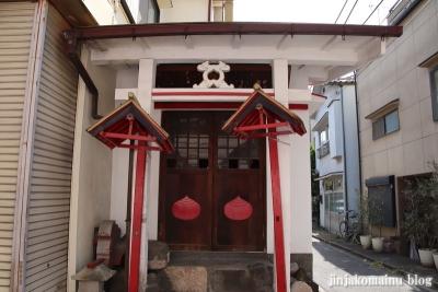 豊川稲荷(新宿区山吹町)1