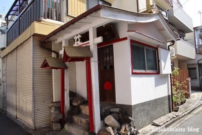 豊川稲荷(新宿区山吹町)2