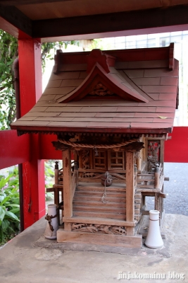 稲荷社(文京区水道)3