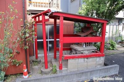稲荷社(文京区水道)6