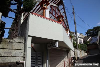 劔箭神社東京分祠(文京区小日向)1