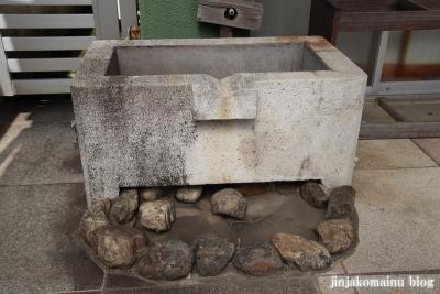 劔箭神社東京分祠(文京区小日向)2