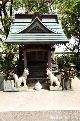 高取稲荷大明神(文京区小石川)4
