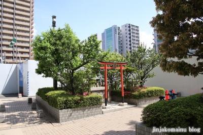 高取稲荷大明神(文京区小石川)1