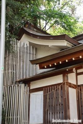 出世稲荷神社(文京区本郷)7