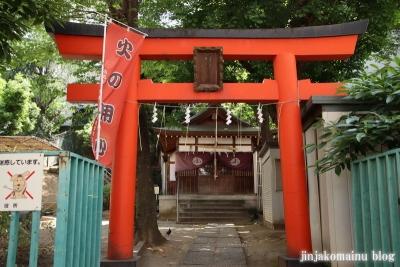 出世稲荷神社(文京区本郷)2