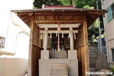 元富士神社(文京区本郷)4