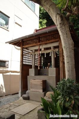 元富士神社(文京区本郷)5