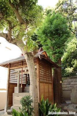 元富士神社(文京区本郷)8