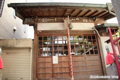 亀住稲荷神社(千代田区外神田)7