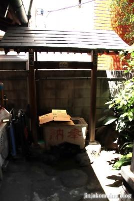 亀住稲荷神社(千代田区外神田)4