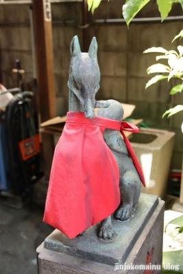 亀住稲荷神社(千代田区外神田)5