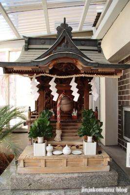 幸徳稲荷神社(千代田区神田小川町)5