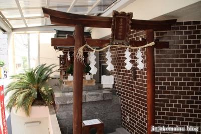 幸徳稲荷神社(千代田区神田小川町)3