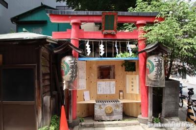 五十稲荷神社(千代田区神田小川町)1