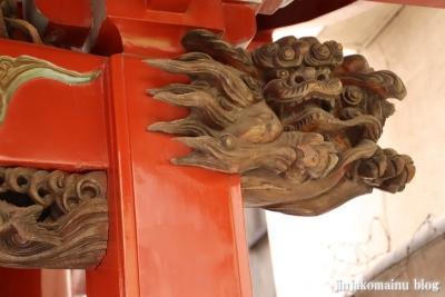 真徳稲荷神社(千代田区神田司町)8