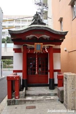一八稲荷神社(千代田区神田多町)2