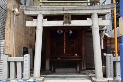 佐竹稲荷神社(千代田区内神田)2