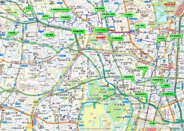 早稲田~東京