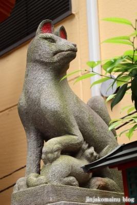 御宿稲荷神社(千代田区内神田)6