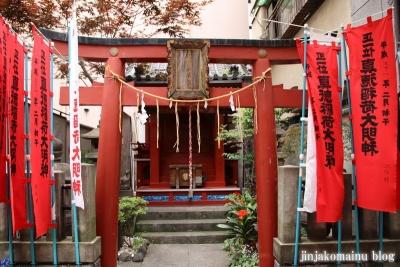 真徳稲荷神社(千代田区神田司町)1
