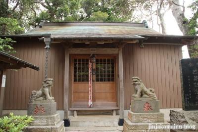 神明社(市川市奉免町)8