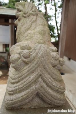 神明社(市川市奉免町)12