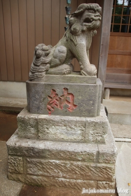 神明社(市川市奉免町)13