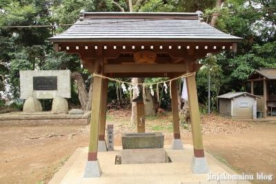 高塚八幡神社(松戸市高塚新田)8
