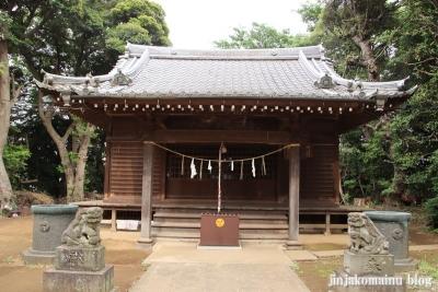 高塚八幡神社(松戸市高塚新田)9