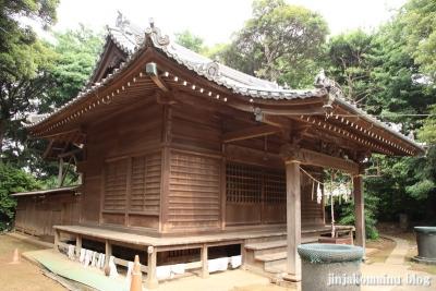 高塚八幡神社(松戸市高塚新田)10