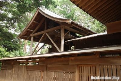 高塚八幡神社(松戸市高塚新田)11