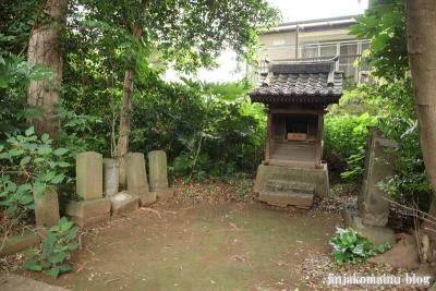 高塚八幡神社(松戸市高塚新田)26